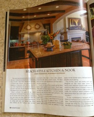 Rosenmayr Interiors featured in Newport Beach Magazine